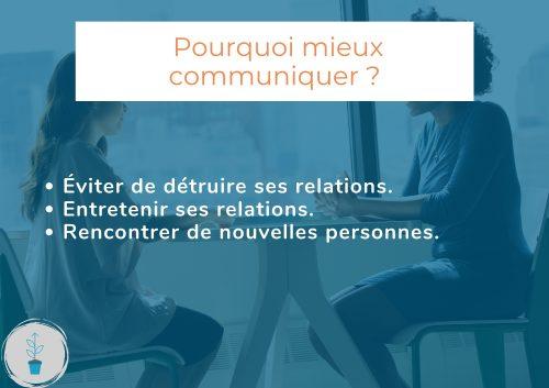 Plus ça va et plus les relations sont instables... Voyons donc ensemble 6 étapes pour mieux communiquer avec les autres.